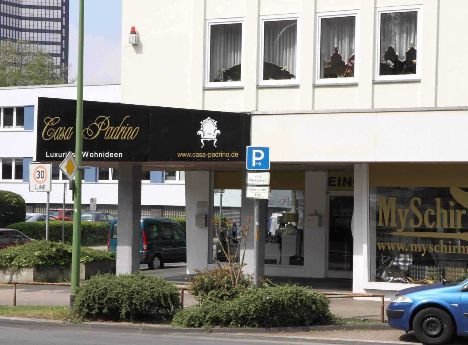 Casa Padrino Barock Mobel Eroffnet Neuen Showroom In Essen