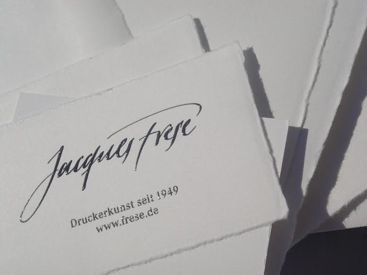 Elegante Visitenkarten Fast Wie Stahlstich Düsseldorfer