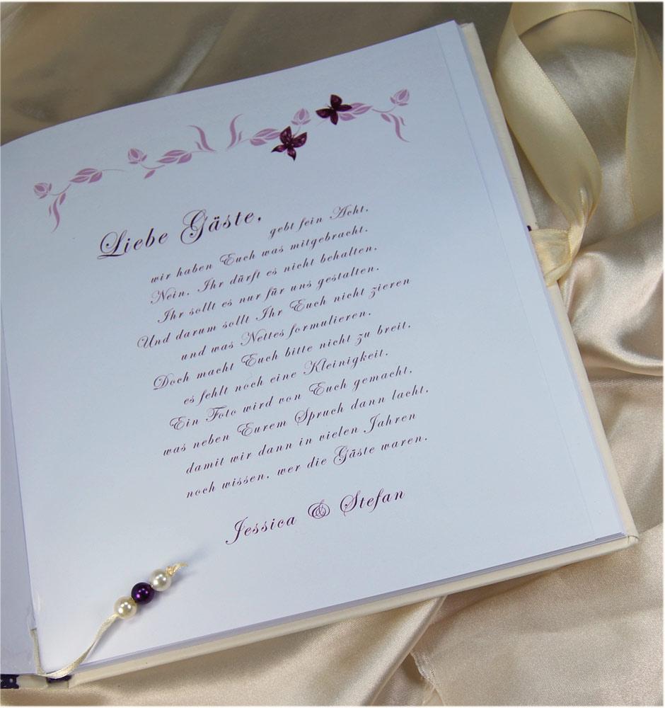 Aussergewohnliche Und Personliche Gastebucher Zur Hochzeit Aus Dem My