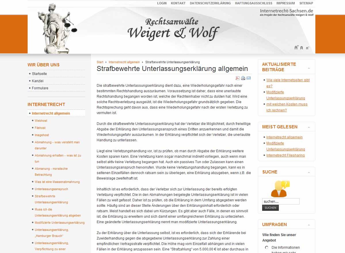 strafbewehrte unterlassungserklrung - Modifizierte Unterlassungserklarung Muster